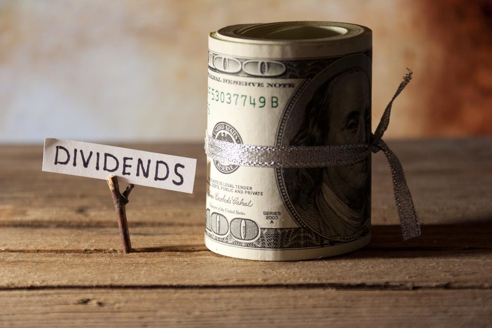 Dividends usd